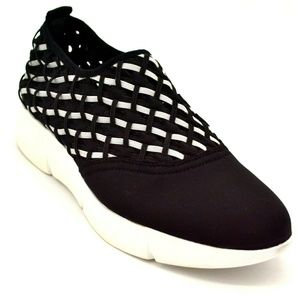 Franco Sarto Womens Slip On Sneaker Size 9.5 New